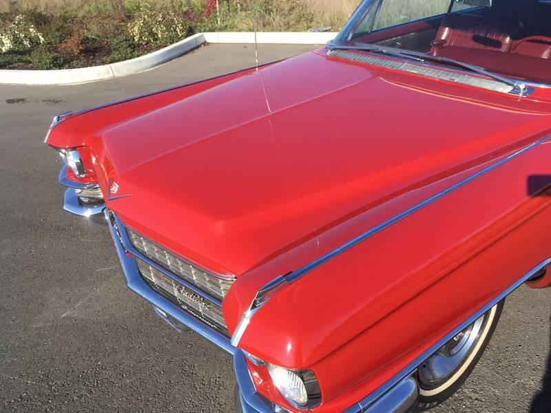 1963 Cadillac Eldorado Biarritz for sale at Classic Car Addiction in Marysville WA