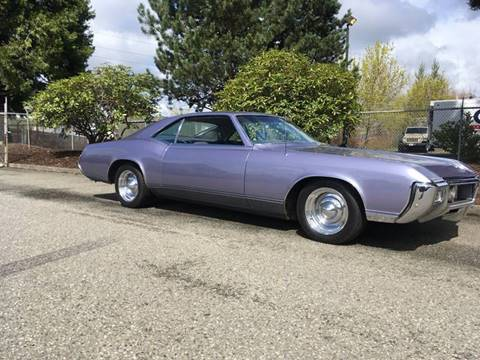 1968 Buick Riviera for sale at Classic Car Addiction in Marysville WA