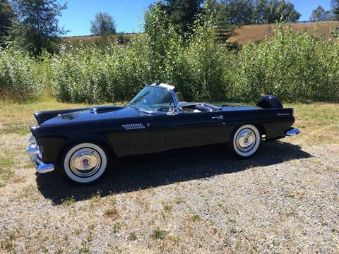 1956 Ford Thunderbird for sale at Classic Car Addiction in Marysville WA