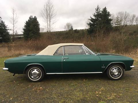 1966 Chevrolet Corvair for sale in Marysville, WA