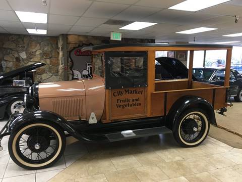 1929 Ford Model A for sale in Marysville, WA