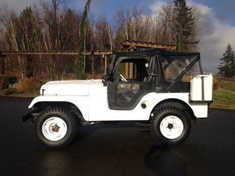 1958 Jeep CJ-5 for sale in Marysville, WA