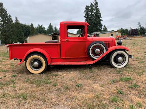 1934 Ford Model A for sale in Marysville, WA