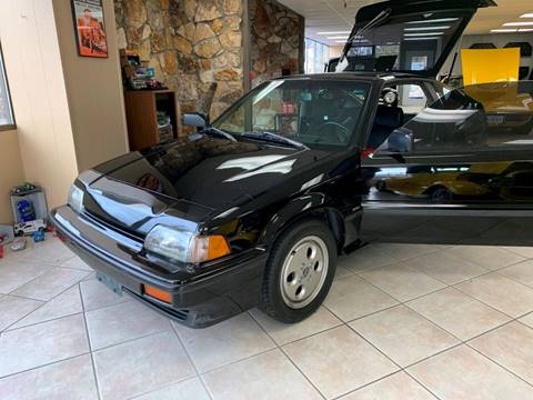 1987 Honda Civic CRX for sale in Marysville, WA