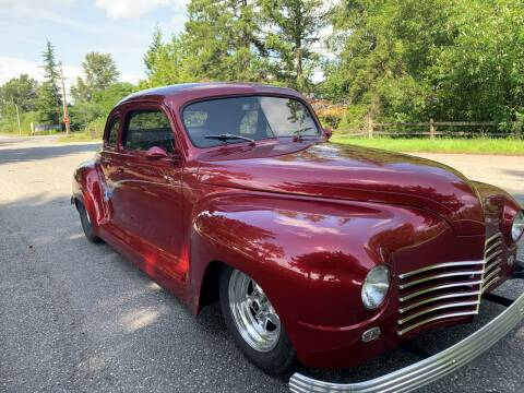 1949 Plymouth Business Coupe