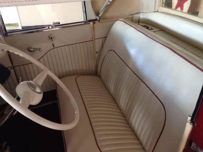 1931 Ford Model A Cabriolet - Marysville WA