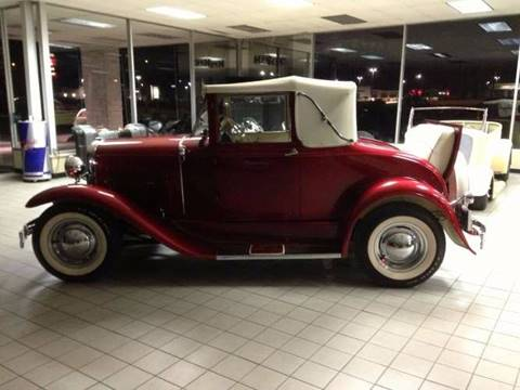 1931 Ford Model A for sale at Classic Car Addiction in Marysville WA