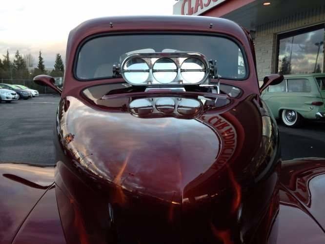 1941 Willys Outlaw body  - Marysville WA