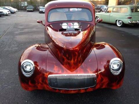 1941 Willys Outlaw body