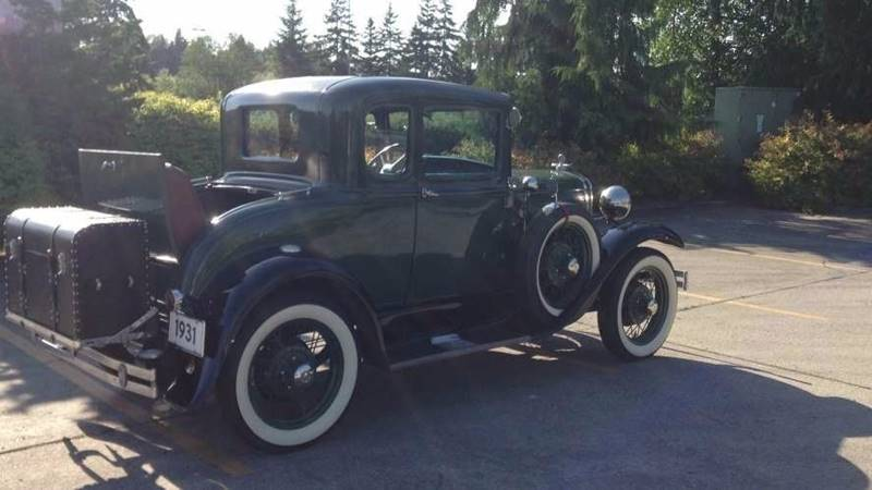 1931 Ford Model A  - Marysville WA