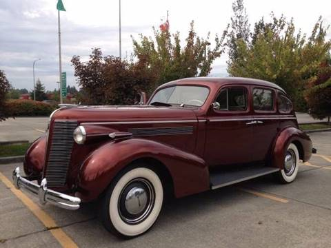 1937 Buick 40 Special for sale in Marysville, WA
