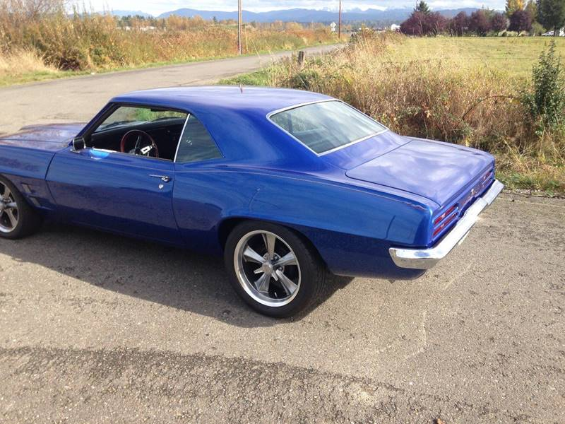 1969 Pontiac Firebird  - Marysville WA