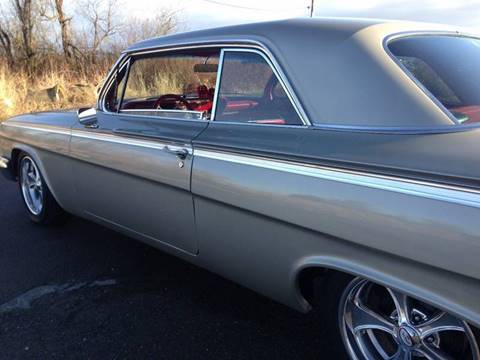 1962 Chevrolet Impala for sale at Classic Car Addiction in Marysville WA