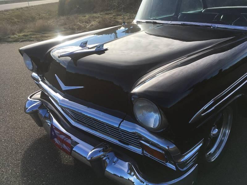 1956 Chevrolet Bel Air post - Marysville WA