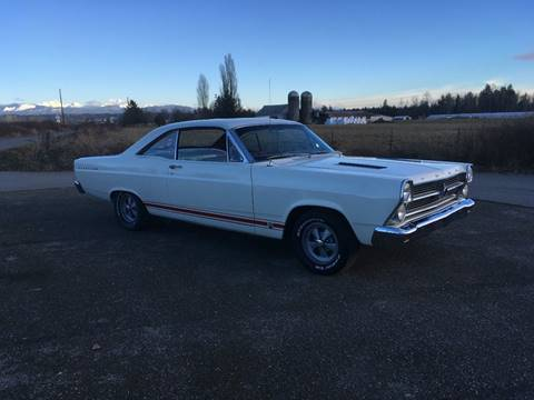 1966 Ford Fairlane 500 for sale at Classic Car Addiction in Marysville WA
