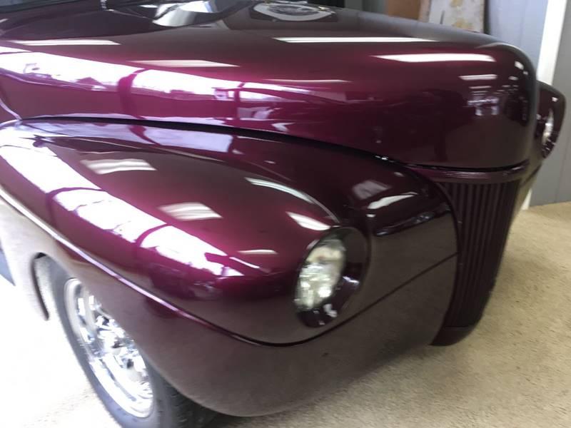1941 Ford Super Deluxe fordoor - Marysville WA