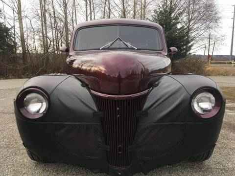 1941 Ford Super Deluxe for sale in Marysville, WA