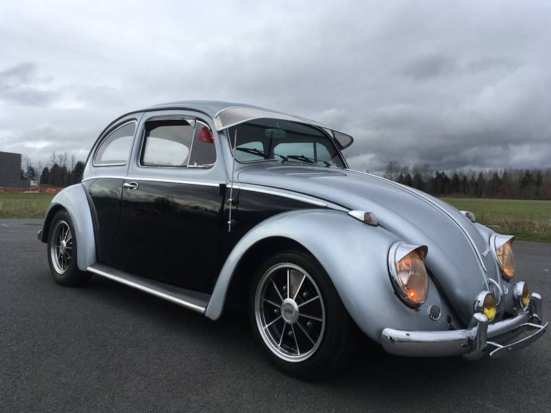 1958 Volkswagen Beetle for sale at Classic Car Addiction in Marysville WA