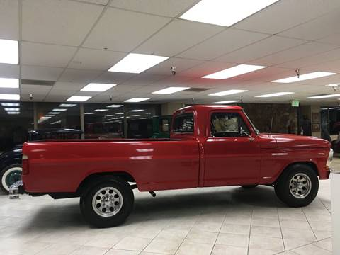 1971 Ford F-250 for sale at Classic Car Addiction in Marysville WA
