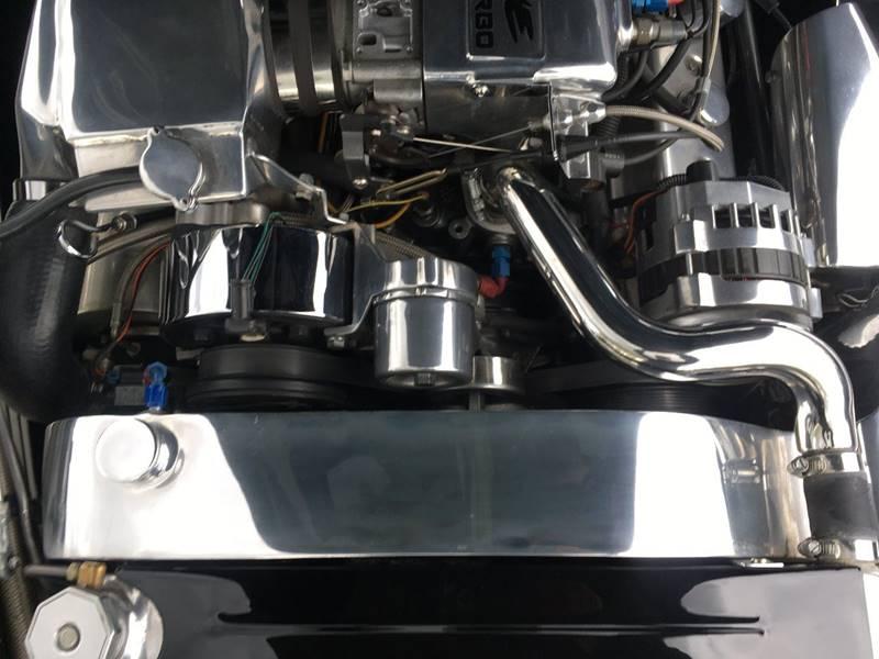 1938 Chevrolet Street Rod turbo charged V-6 - Marysville WA