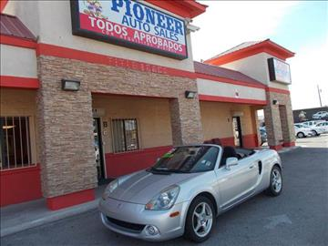 2005 Toyota MR2 Spyder for sale in Las Vegas, NV