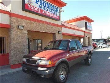 1999 Mazda B-Series Pickup for sale in Las Vegas, NV