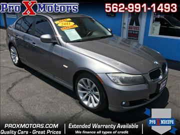 2011 BMW 3 Series for sale in Bellflower, CA