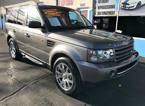 2008 Land Rover Range Rover Sport for sale in Bellflower, CA