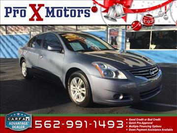 2011 Nissan Altima for sale in Bellflower, CA