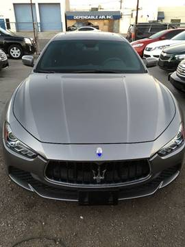 2014 Maserati Ghibli for sale in Las Vegas, NV