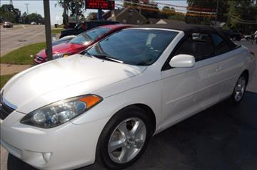 2006 Toyota Camry Solara for sale in Akron, OH