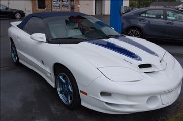 1999 Pontiac Firebird for sale in Akron, OH