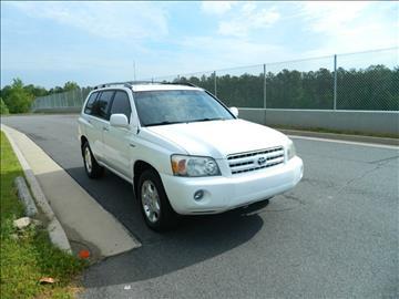 2006 Toyota Highlander for sale in Marietta, GA