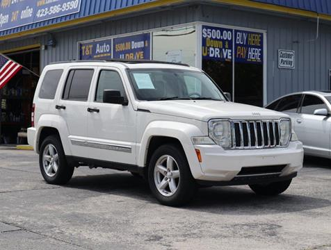2008 Jeep Liberty for sale in Morristown, TN