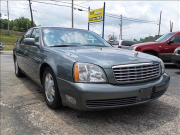 2005 Cadillac DeVille for sale in Morristown, TN
