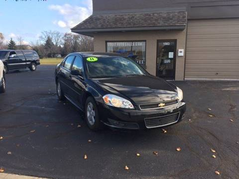 2011 Chevrolet Impala for sale in Kenosha, WI