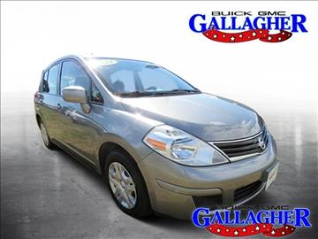 2012 Nissan Versa for sale in New Britain, CT