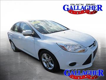 2013 Ford Focus for sale in New Britain, CT