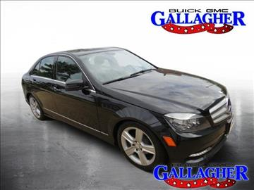2011 Mercedes-Benz C-Class for sale in New Britain, CT