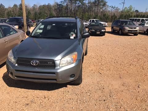 2008 Toyota RAV4 for sale in Theodore, AL