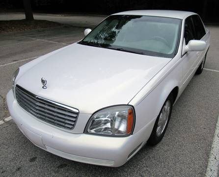 2004 Cadillac DeVille for sale in Durham, NC