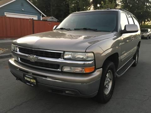 2003 Chevrolet Tahoe for sale in Newark, CA