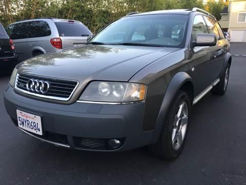 2004 Audi Allroad Quattro for sale in Newark, CA