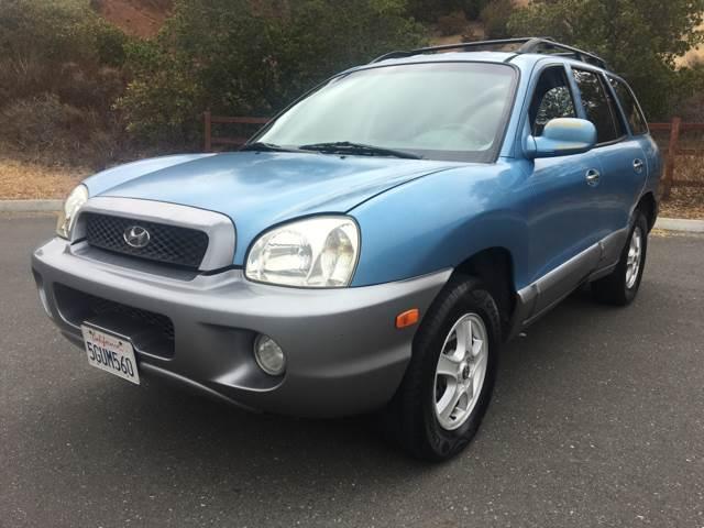 2004 Hyundai Santa Fe For Sale At JENIN MOTORS In Newark CA