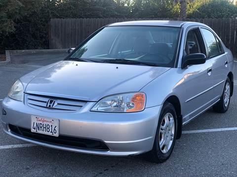 2001 Honda Civic for sale in Hayward, CA