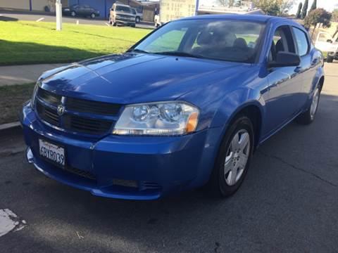 2008 Dodge Avenger for sale in Newark, CA
