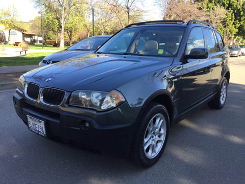 2004 BMW X3 for sale in Newark, CA