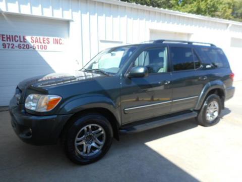 2006 Toyota Sequoia for sale in Dallas, TX