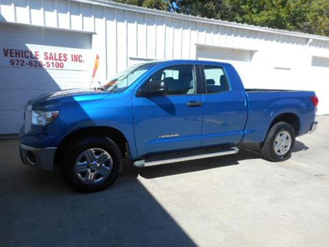2009 Toyota Tundra for sale in Dallas, TX