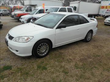 2005 Honda Civic for sale in Dallas, TX